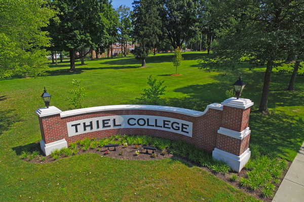 Thiel College was recently awarded candidacy status by The Council on Academic Accreditation in Audiology and Speech Language Pathology of the American Speech-Language Hearing Association, which allows the college to recruit and enroll students into the program.