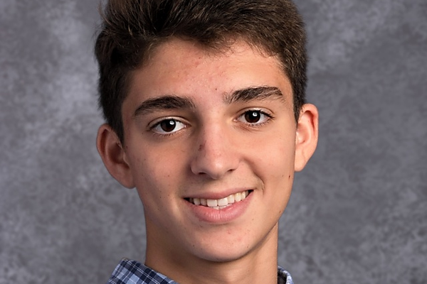 Alex Reuter, Shady Side Academy Seniors Named National Merit Scholarship Semifinalists