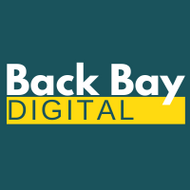Back 20bay 20digital 20dark bg 20sq 20logo