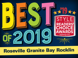 Readers Choice Awards in Roseville Granite Bay  Rocklin Best of 2019