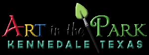 Medium cropped art in the park logo