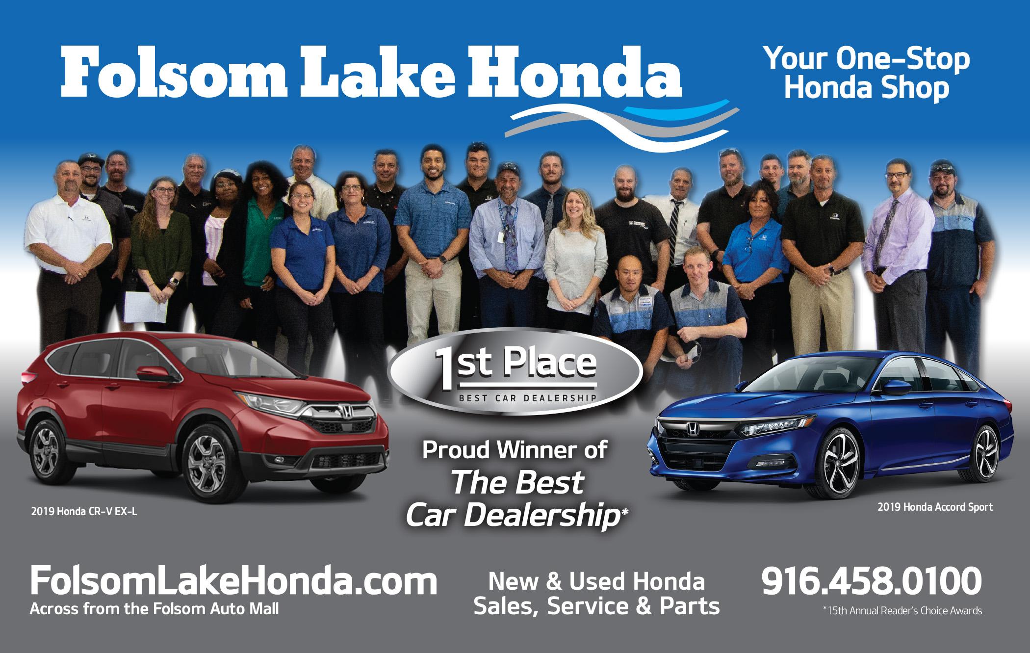 Folsom Honda Service