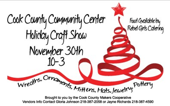 Community center holiday sale