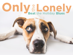 Only the Lonely Beat the Holiday Blues
