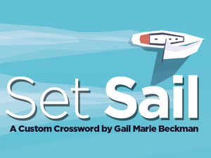 Set Sail November Crossword