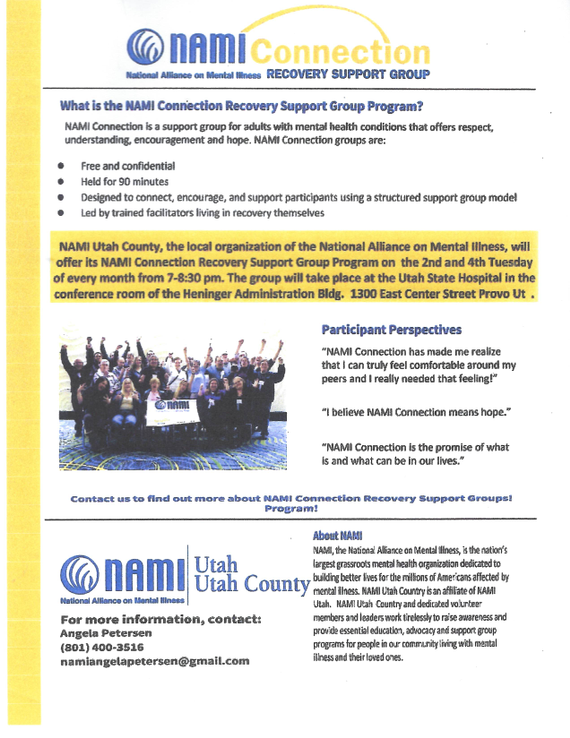 Nami 20connections 20support 20group 20flyer