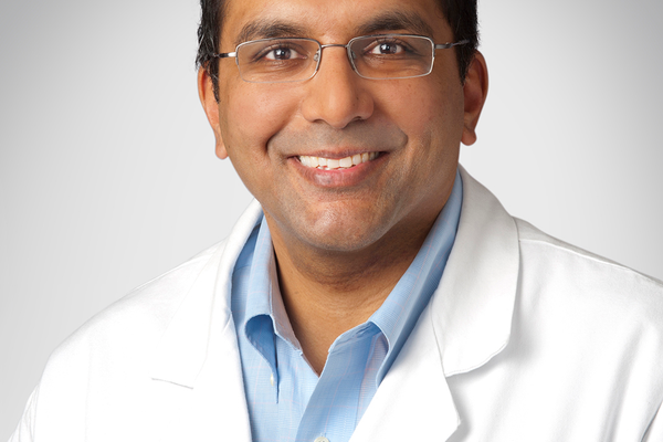 Saleem Ahmed, MD, Director, Cardiac Catheterization Lab, UPMC Heart and Vascular Institute