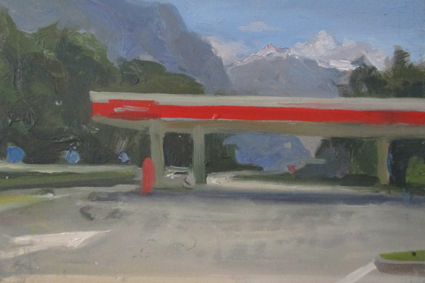 'Swiss Gas Station'