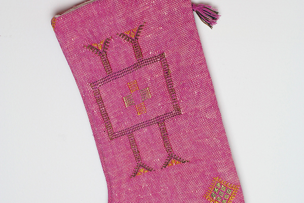 Moroccan Silk Stocking