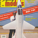 What started as a hobby when he was 8-years-old, airplane model building/testing became the Colonel's occupation after he retired in 1970. Above, on the cover of Flying Models magazine, Thacker holds a quarter-scale model of a BD-10 that actually flew.