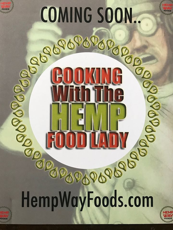 Cooking 20with 20the 20hemp 20food 20lady