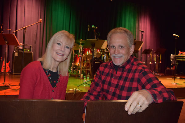Kathy and Don Seaton are long-time patrons of the theatre and sponsor Johnny Angel and the Halos' Legacy performances.