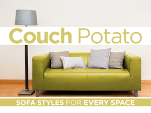 Couch Potato 5 Sofa Styles for Every Space