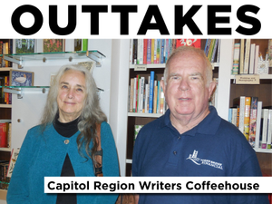 Capitol Region Writers Coffeehouse