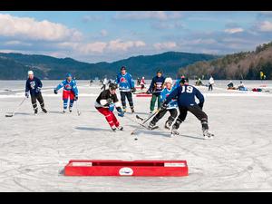 11th Annual Vermont Pond Hockey Championship - start Feb 01 2020 1000AM