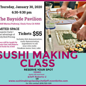 Sushi 20making 20class 20by 20chef 20jeff