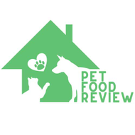 Pet food review logo