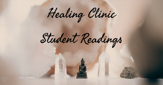 Healing 20clinic 20student 20readings 20as 20pic