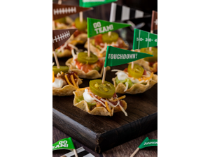 Super Bowl Appetizers  - start Feb 02 2020 0900AM