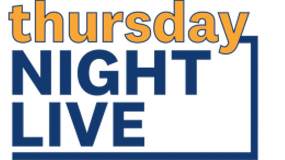 Thursday night live series logo