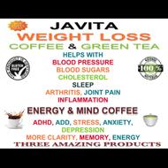 Marie S Javita Weight Loss Coffee And Tea
