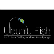Guy s 20ubuntu 20fish 20gallery 20logo 20black