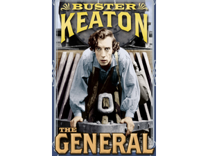 Buster Keatons The General - start Mar 06 2020 0730PM