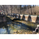 Chandler Mill Bridge rehab fully underway