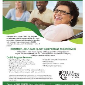 Now 20enrolling  20oasis 20adult 20day 20program