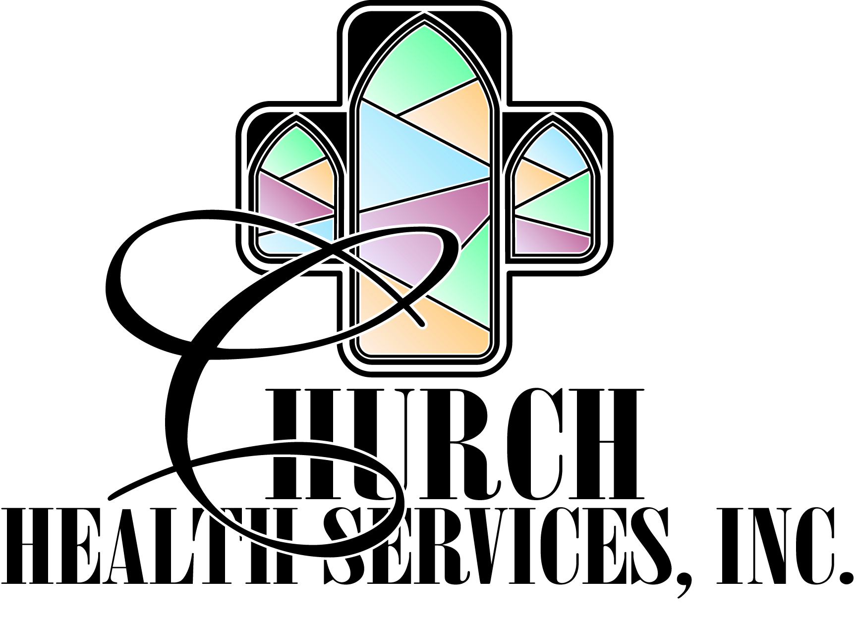 Church health services logo