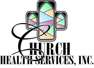 Medium church health services logo