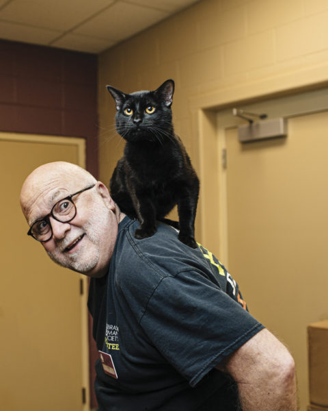Jerry Meyer, Nebraska Humane Society