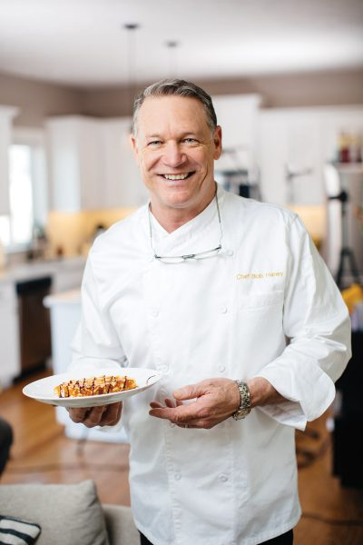 chef Bob Haney, Heavenly Waffles