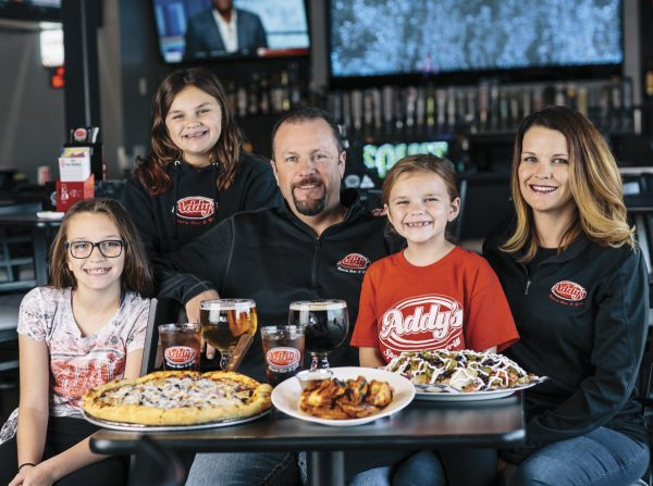 Addy's Sports Bar family