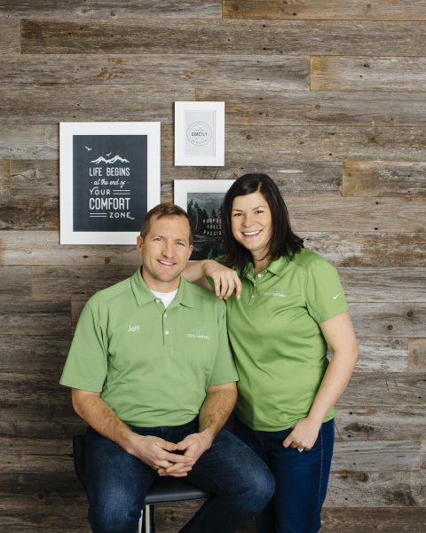Jeff and Amy Grewe, Arbor Aesthetics