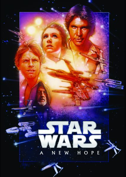 Star Wars poster, A New Hope