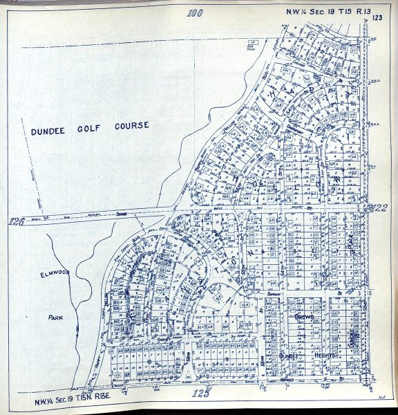 old map of Farnam Street