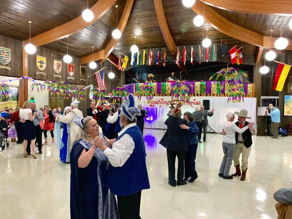 Fasching 2019 in Omaha
