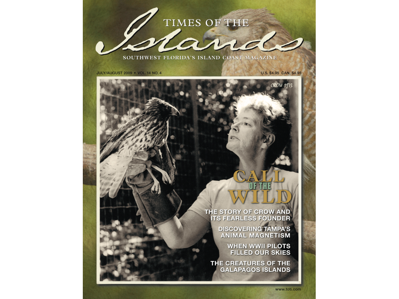 First Lady Of Crow Times Of The Islands Magazine