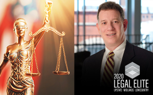 Legal Elite 2020 Greenville Business Magazine