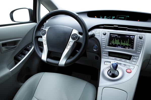 Vegan Car Interior