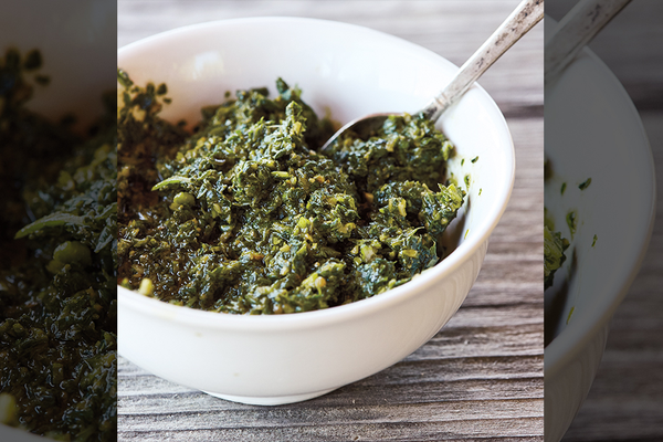 Cilantro Pesto Recipe