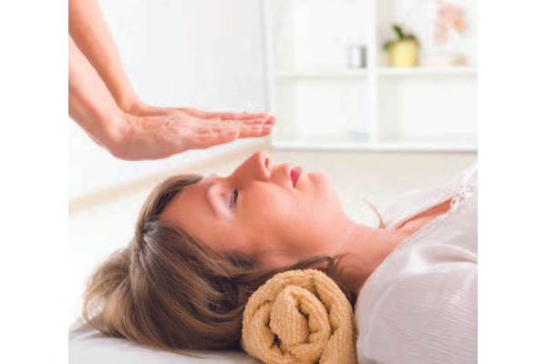 Reiki Master Teacher in Crystal Coast
