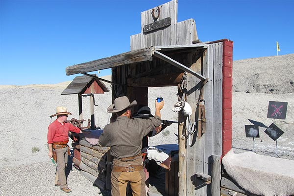 Thunder Mountain Shootists