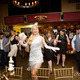 Guests learn the Charleston. Photo by Christine Barker Photography.
