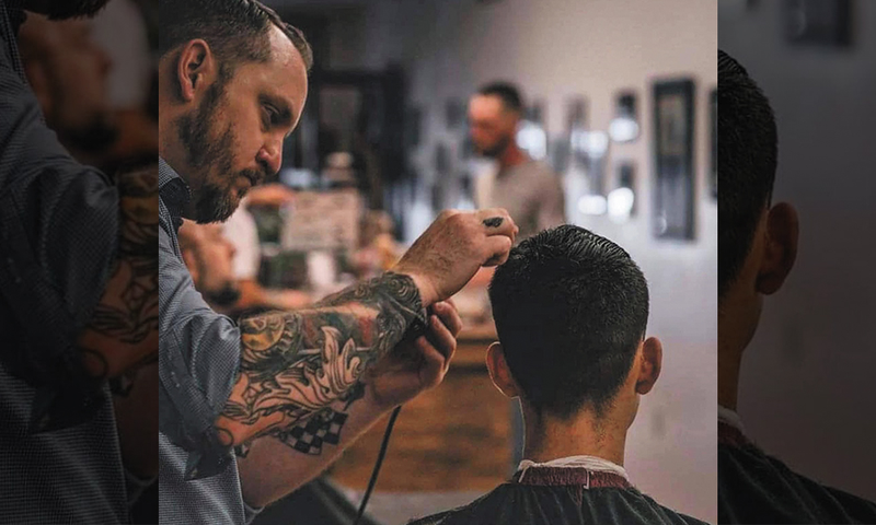 Local Barber Business