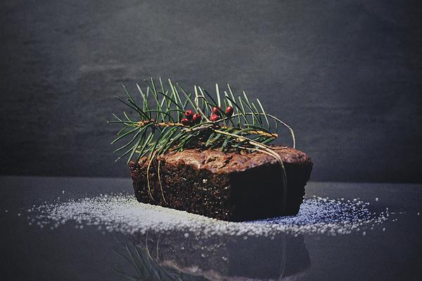 Homemade holiday food gift idea