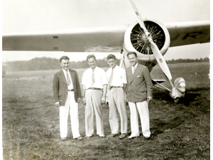 100-Year History of the Burlington Airport