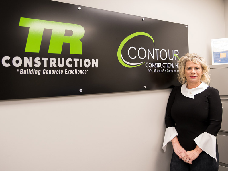 Kimberly Remmereid of Contour Construction