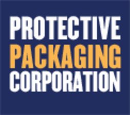 Medium protective packaging logo